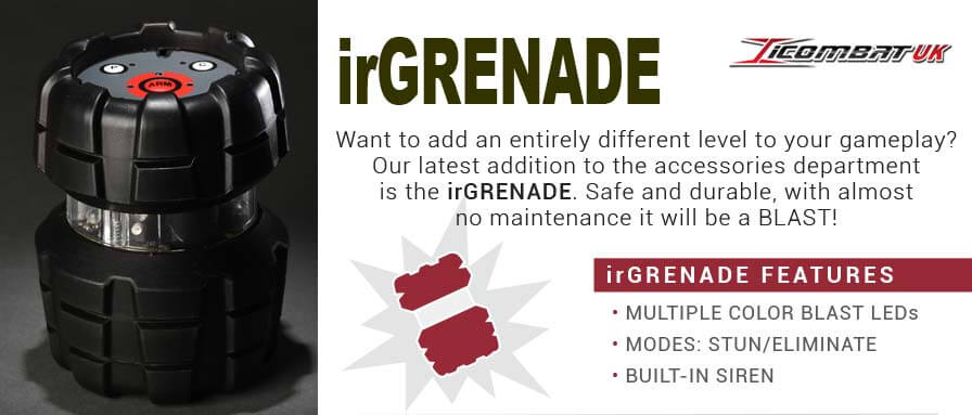 Coming Soon New irGrenade's